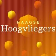 Logo en illustratie-stijl voor Haagse Hoogvliegers