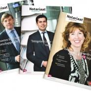 Notariaat Magazine, een uitgave van KNB en Sdu